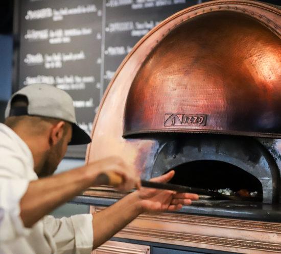 pizza traiteur