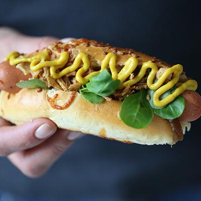 Animation hot-dog