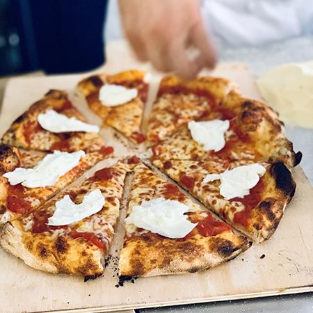 Animation pizza