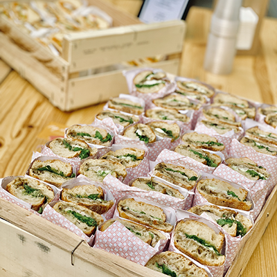 sandwichs revisités